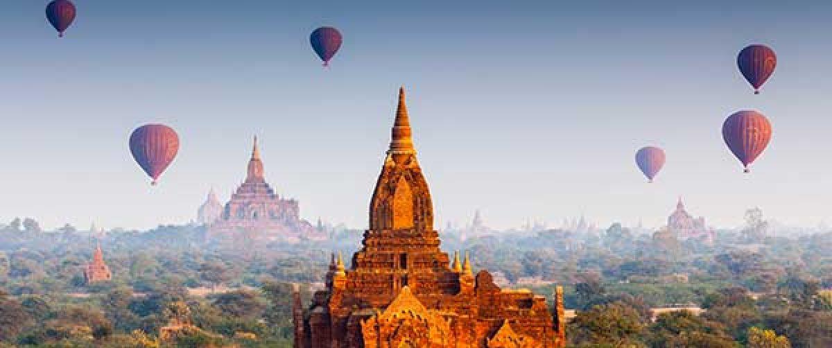 Voyage au Birmanie (en Myanmar)