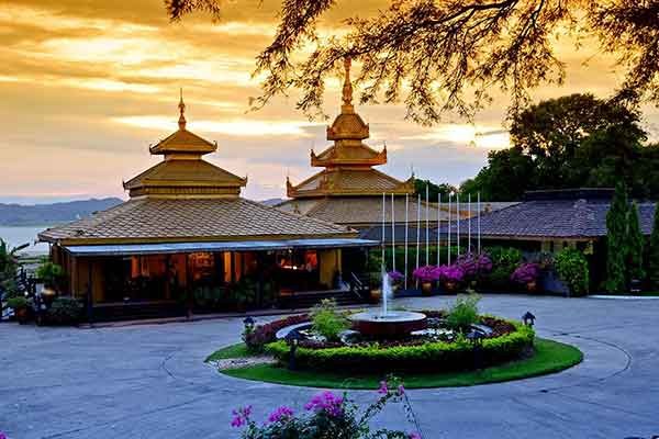 Hôtels Bagan