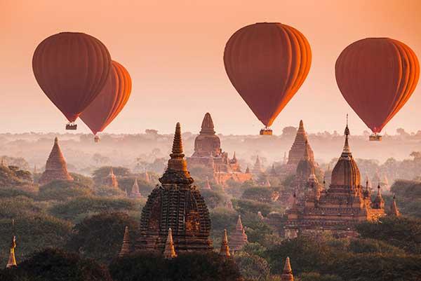Photos Birmanie : capturez les moments clés de votre séjour!